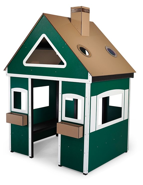 Little Peoples Playhouse | Nature of Early Play |||