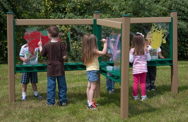 Creative Playgrounds | Nature of Early Play