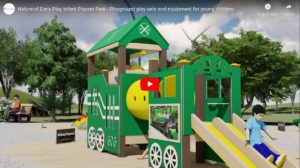 Playground Design for Infants & Toddlers | Nature of Early Play