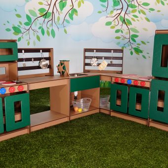 Mud Kitchen Sets