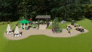 Nature of Early Play Outdoor Classroom Products