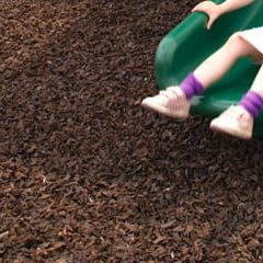 Loose Fill Rubber Playground Surface